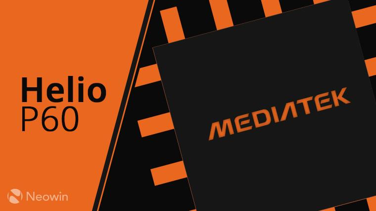helio p60 mediatek