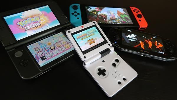 Migliori console portatili Nintendo e Sony