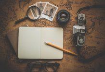 scrivere sulle foto