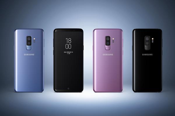 recensione samsung Galaxy S9 Plus