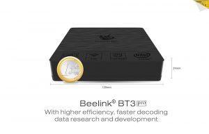 Beelink BT3 Pro - dimensioni