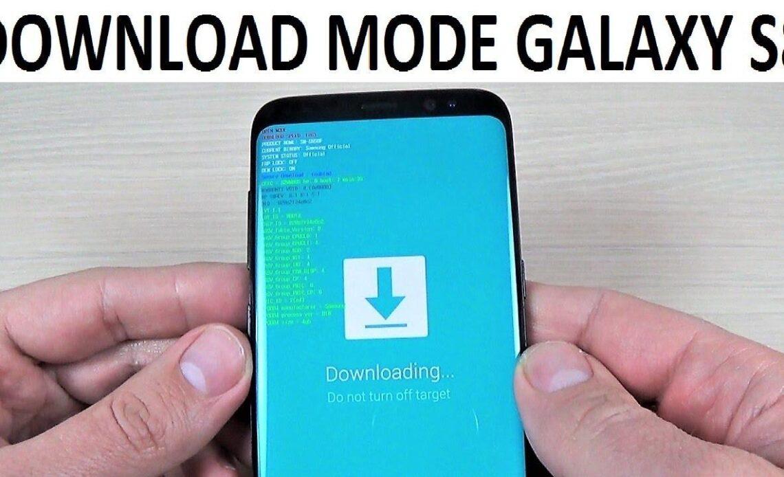 Come entrare in Download Mode su Samsung Galaxy S8