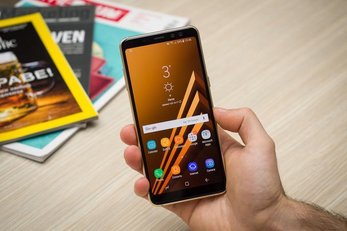 Come riavviare in Recovery Mode il Galaxy A8 2018