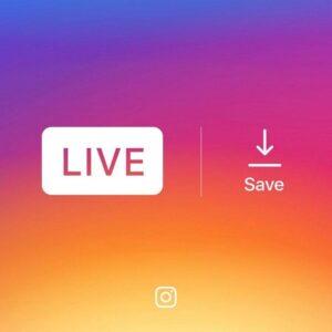 Come salvare video dirette live Instagram