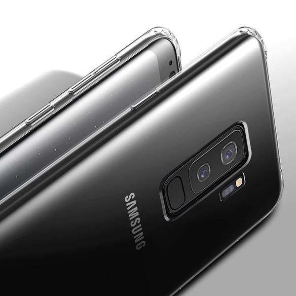 Migliori cover per Samsung Galaxy S9 Plus: Cover ORLEGOL in silicone ultra sottile