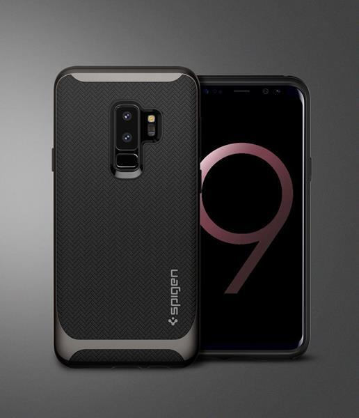 Migliori cover per Samsung Galaxy S9 Plus: Cover Spigen Neo Hybrid