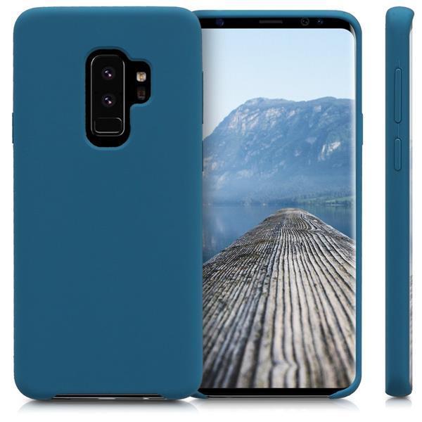 Migliori cover per Samsung Galaxy S9 Plus: Cover kwmobile in silicone