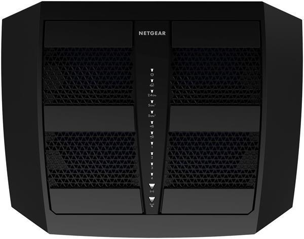 Migliori router WiFi: Nighthawk X6 R8000 Smart Router WiFi AC3200