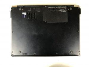 Toshiba Portege X20W-D chassis inferiore
