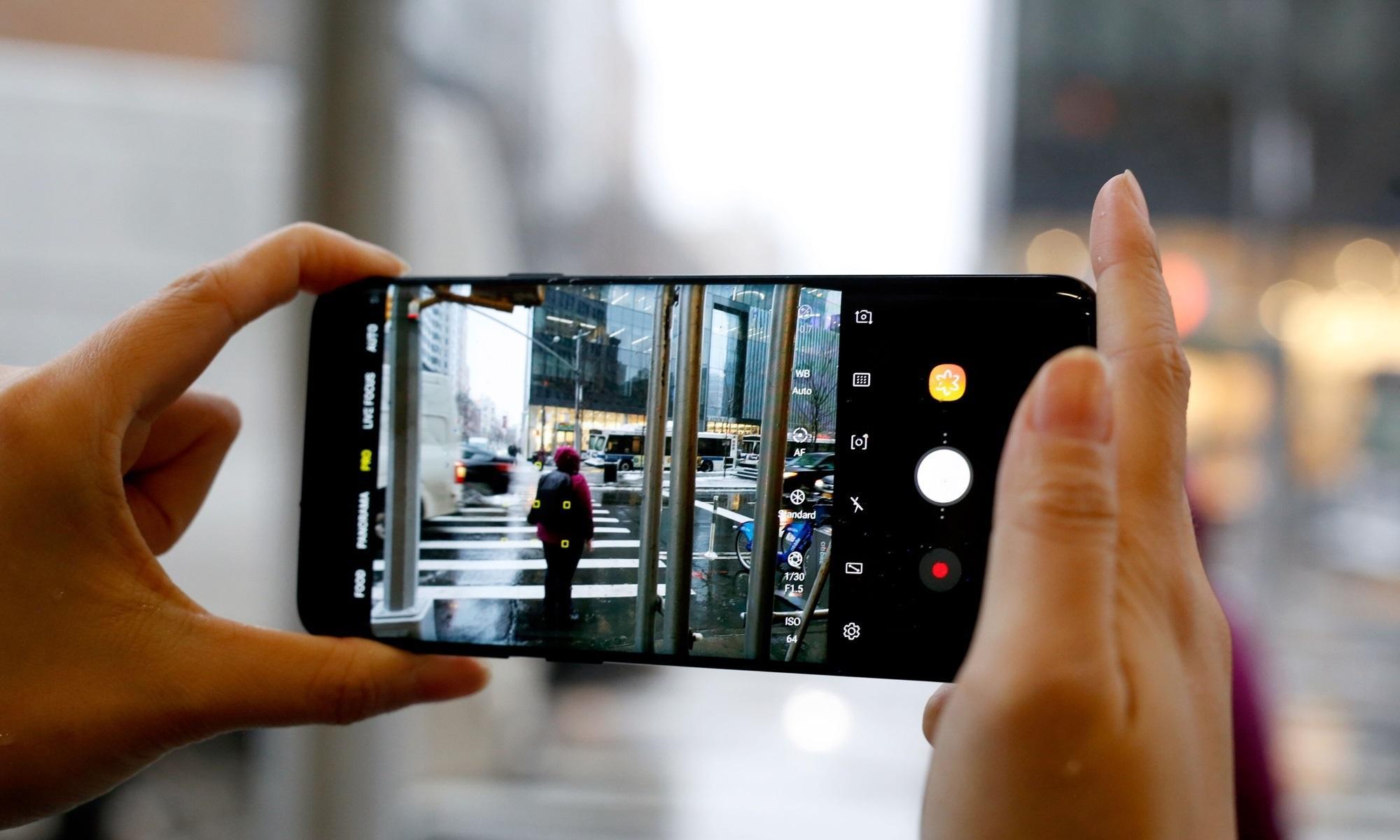 Foto Samsung Galaxy S9