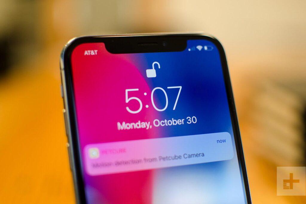 Chiudere qualunque applicazione su iPhone X