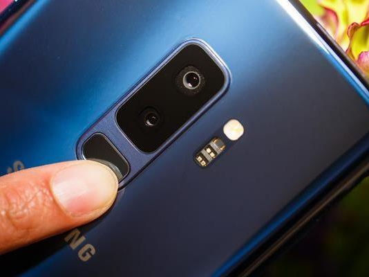 Fotocamera Samsung Galaxy S9 Plus