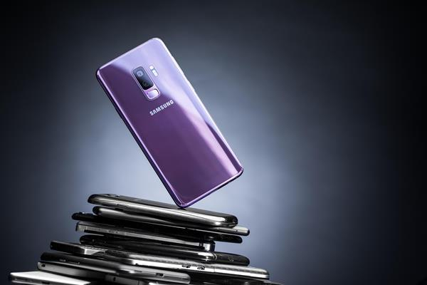 Download mode sul Galaxy S9