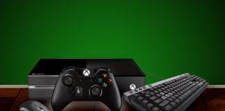 usare tastiera e mouse su Xbox One S