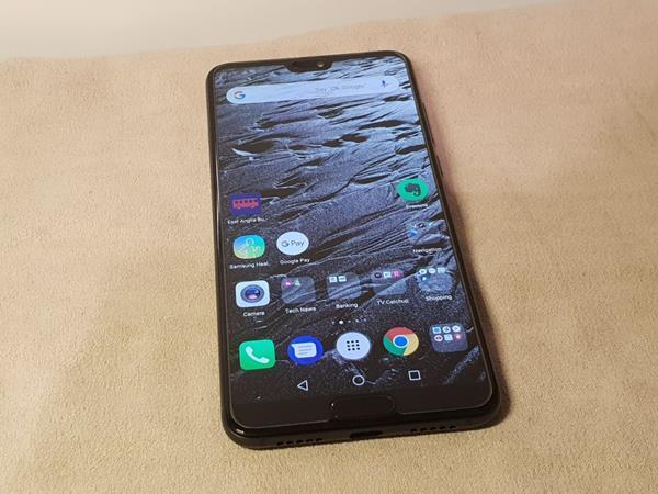 Confezione Huawei P20 Pro