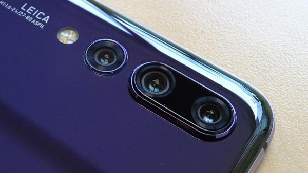 Fotocamera Huawei P20 Pro