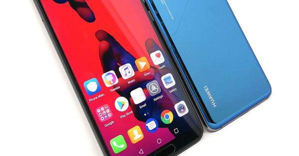 Software Huawei P20 Pro