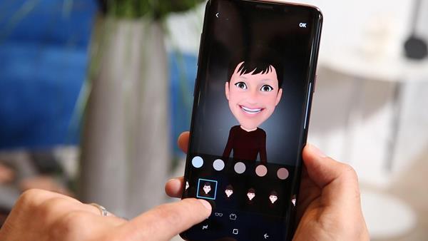 Caratteristiche Samsung Galaxy S9: AREmoji
