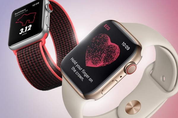 Migliori smartwatch da uomo: Apple Watch Series 4