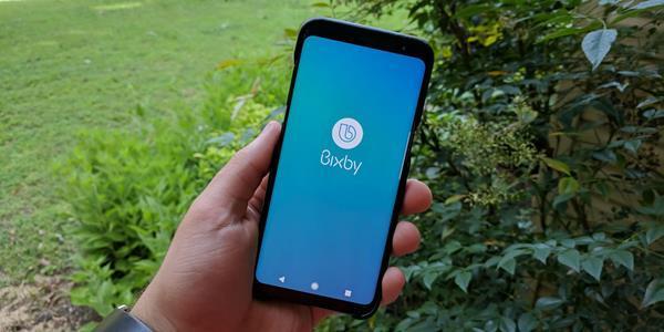 Caratteristiche Samsung Galaxy S9: Bixby 2.0