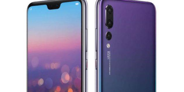 Come fare hard reset Huawei P20 Pro