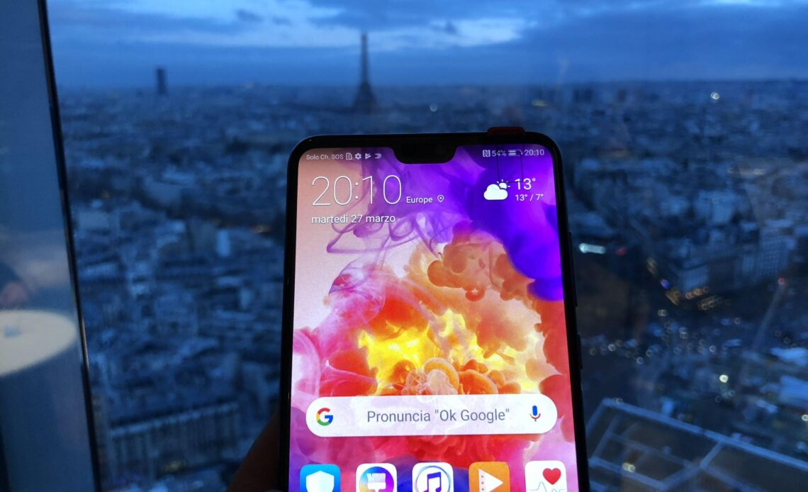Come fare screenshot su Huawei P20 e P20 Pro