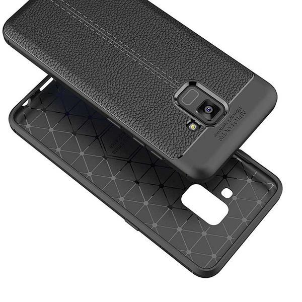 Migliori cover Samsung Galaxy A8 2018: Cover Digital Bay antiscivolo