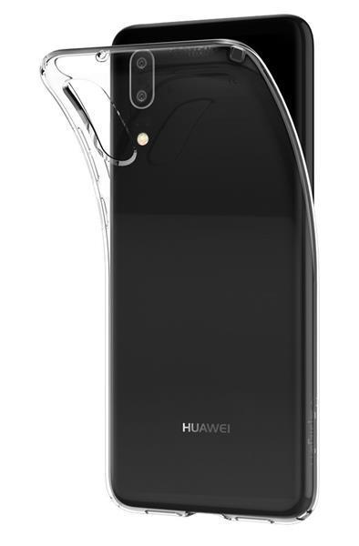 Migliori cover per Huawei P20 Pro: Cover Spigen in silicone Premium