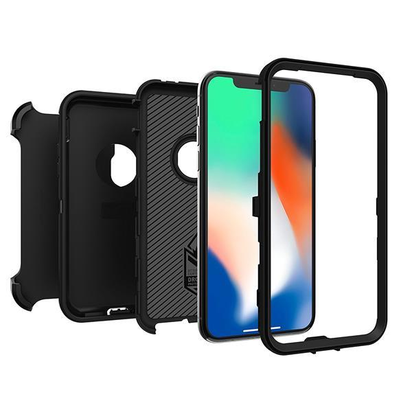 Migliori rugged cover iPhone X: Otterbox Defender Series (Copy)