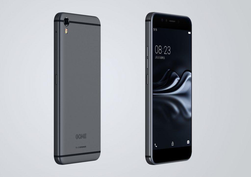 Gome K1 - design