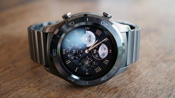 Migliori smartwatch da uomo: Huawei Watch 2