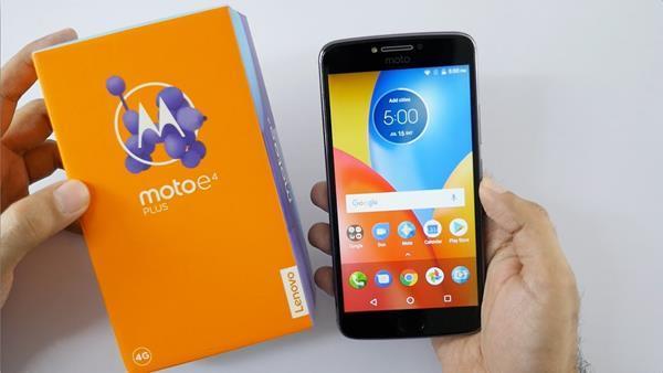 Migliori smartphone sotto i 100 euro: Motorola Moto E4 Plus