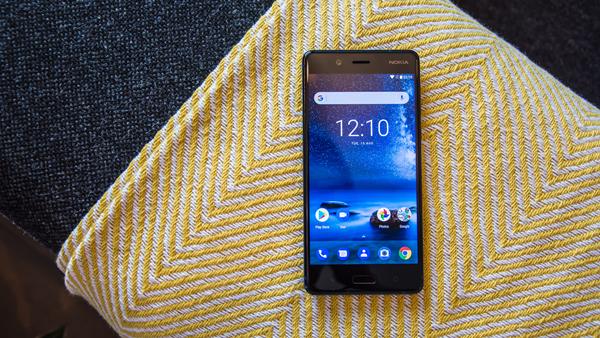 Migliori smartphone Android Stock del 2018: Nokia 8