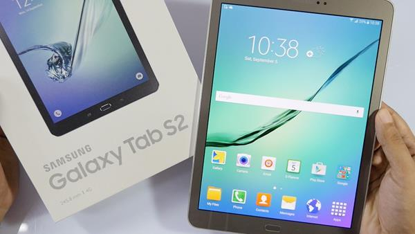 Alternative al nuovo iPad da 9,7 pollici: Samsung Galaxy Tab S2