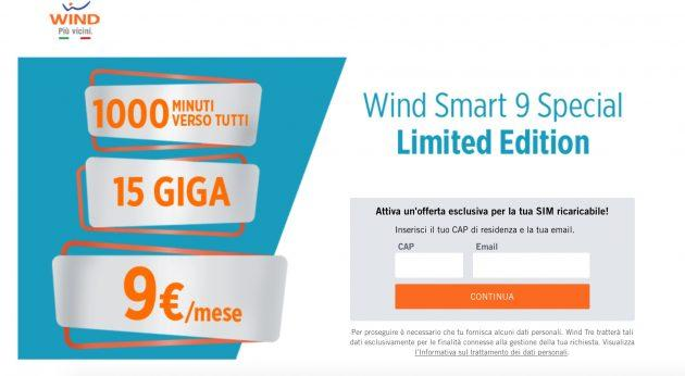 Wind Smart 9 Special LE