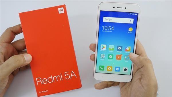 Migliori smartphone sotto i 100 euro: Xiaomi RedMi 5A