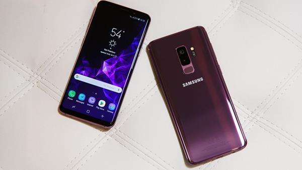 Valutazione caratteristiche Samsung Galaxy S9