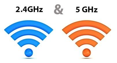 differenze Wi-Fi 2,4 GHz e 5 GHz