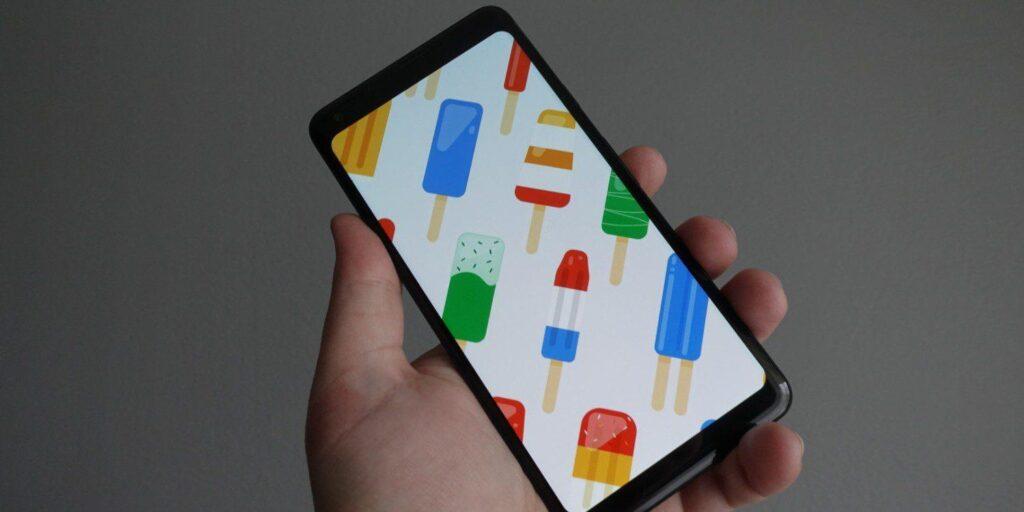 Android P avrà delle gesture di navigazione