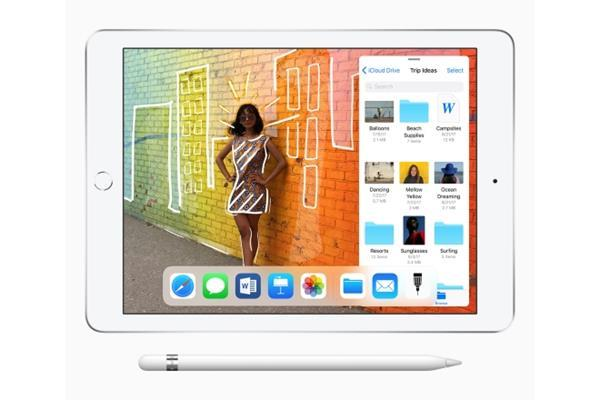 Recensione Apple iPad 2018: software