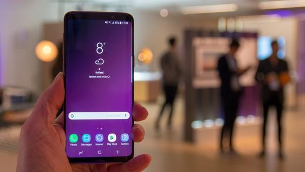Analisi caratteristiche Samsung Galaxy S9