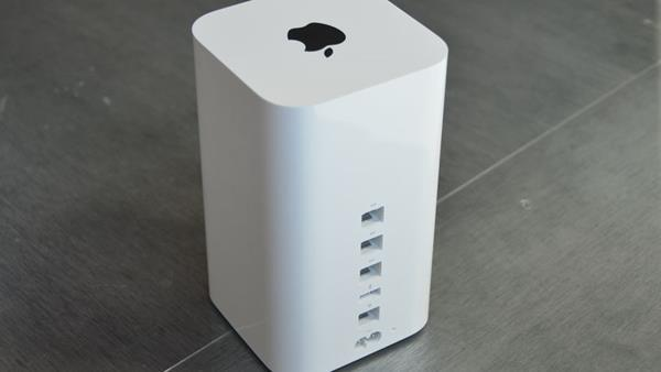 Migliori dispositivi NAS per archiviare dati: Apple AirPort Time Capsule
