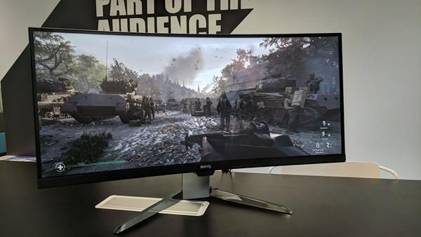 Migliori monitor da gaming per PS4: BenQ EX3501R