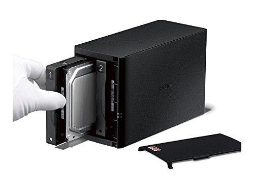 Migliori dispositivi NAS per archiviare dati: Buffalo LinkStation LS220D