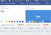 Come colorare conversazioni in Facebook Messenger