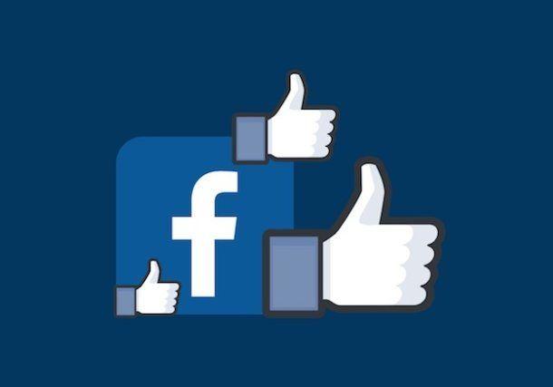 Come eliminare tutti like e post Facebook con un solo click