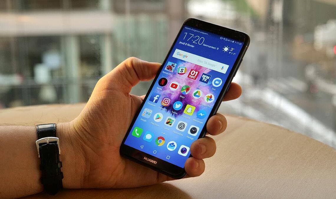 Come fare Hard Reset Huawei P Smart