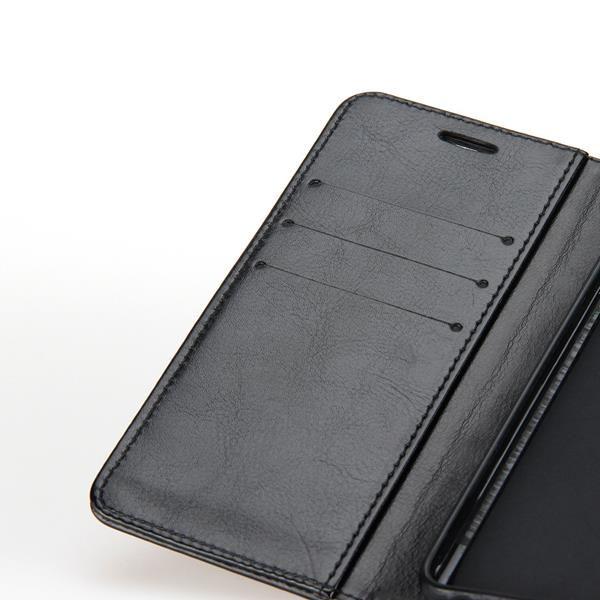 Cover Xiaomi RedMi 4A: Custodia Payxuan in pelle con tasche interne
