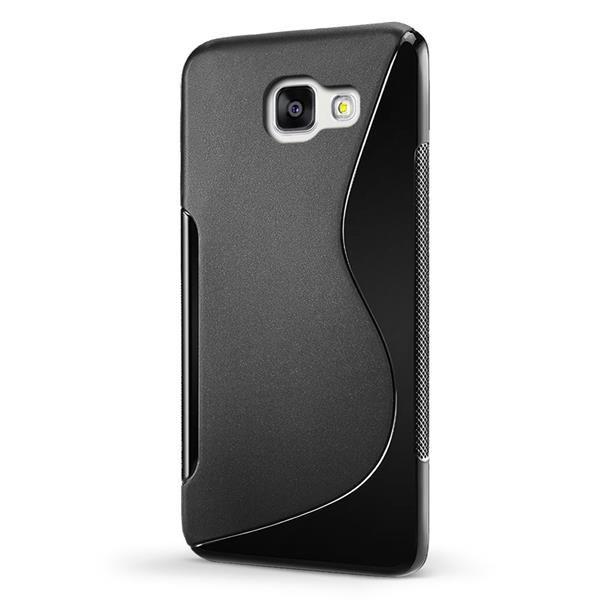 Migliori cover Galaxy A5 2017: Custodia SLEO in silicone morbido