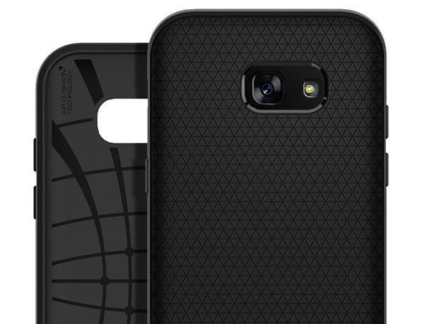 Migliori cover Galaxy A5 2017: Custodia Spigen con design Meccanica